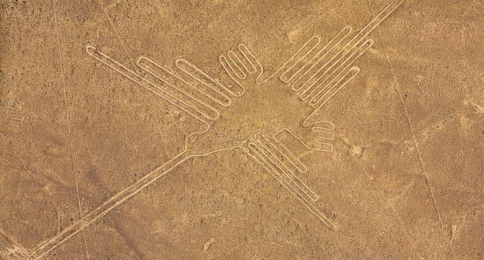 cultura nazca: lineas de nazca
