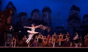 Arte teatro ballet