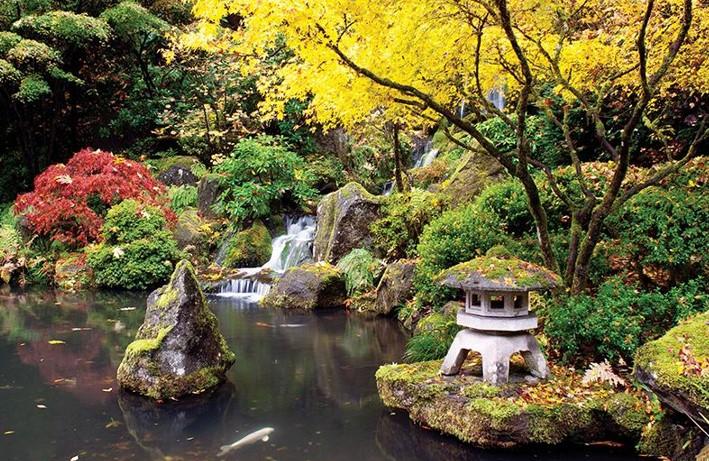 cultura japonesa: vegetación