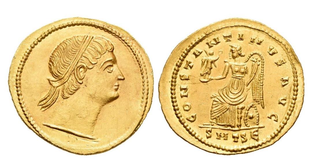 Imperio romano: monedas