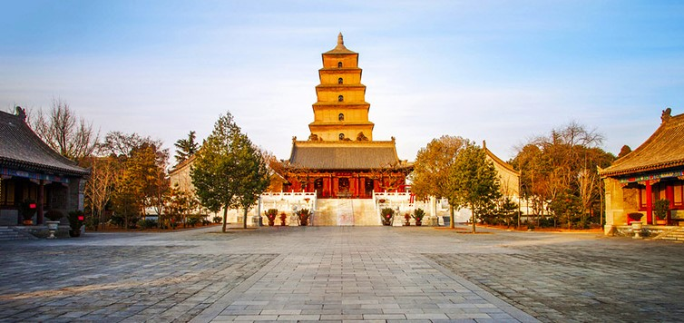 arquitectura china