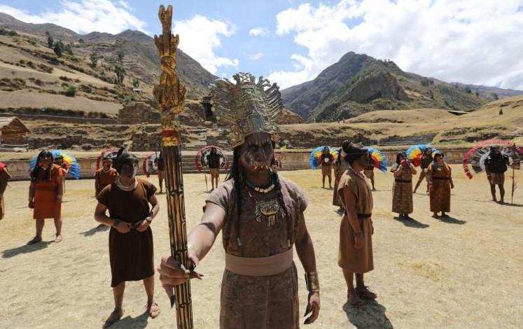 poblado y clases sociales cultura chavín