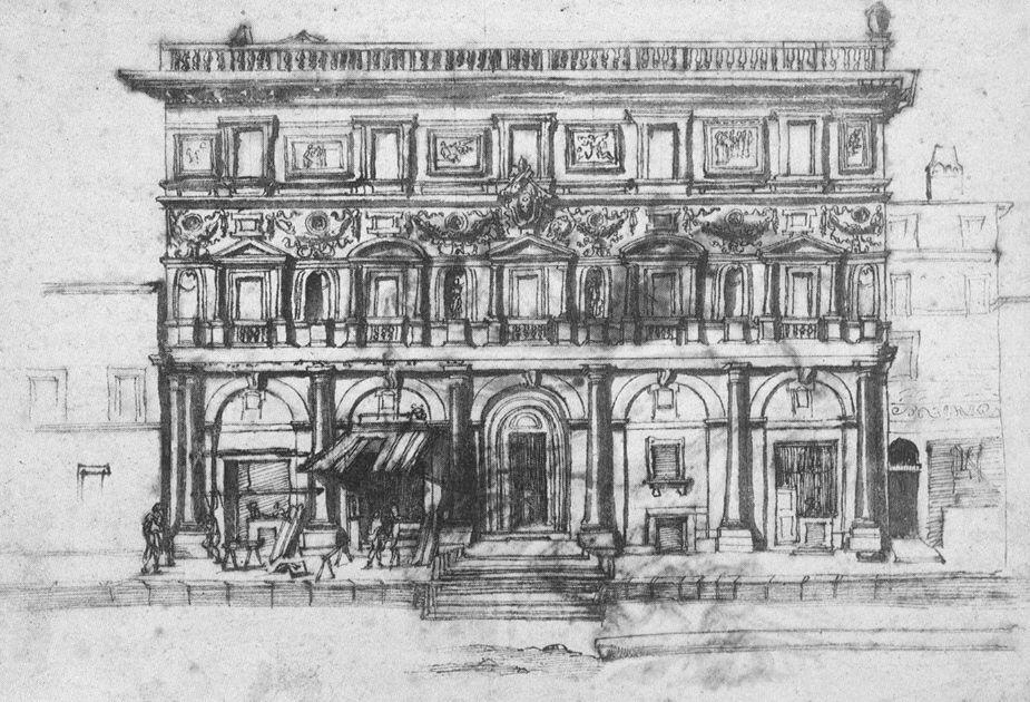 Palacio Branconio dell'Aquila