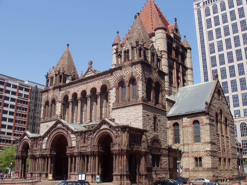 Trinity Church de Copley Square