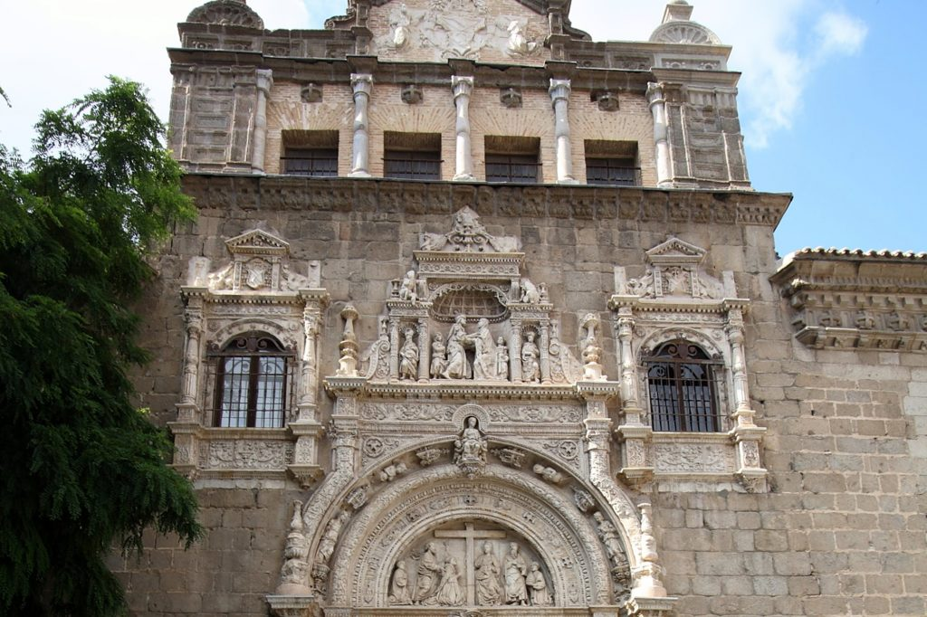 Hospital de la Santa Cruz de Toledo
